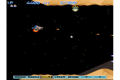 Gradius III Download Game | GameFabrique