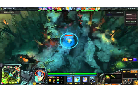 Dota 2 Worldrecord Most Kills with Slark in a Game | 48:3 ...