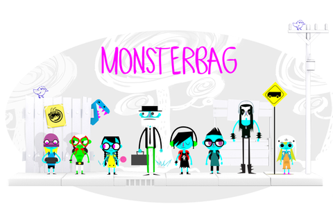 MonsterBag Game | PSVITA - PlayStation