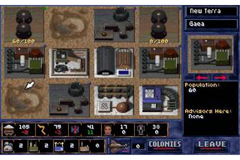 Alien Legacy Download (1994 Strategy Game)