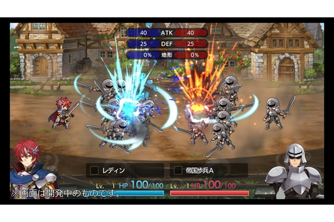 Langrisser I & II for PlayStation 4 & Nintendo Switch gets ...