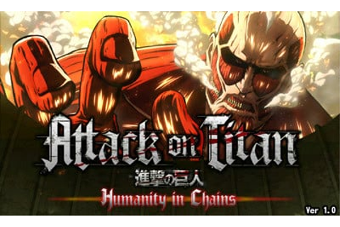 The Shingeki no Kyojin: Humanity in Chains Bundle is Now ...