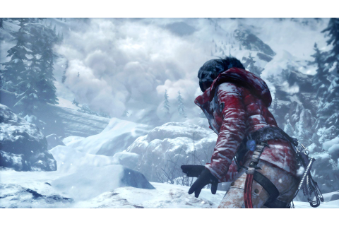 Rise of the Tomb Raider Won't Have Snow Everywhere, Dev ...