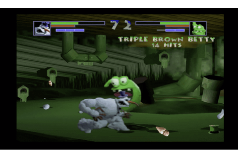 Game Review: ClayFighter 63⅓ (N64) - Games, Brrraaains & A ...