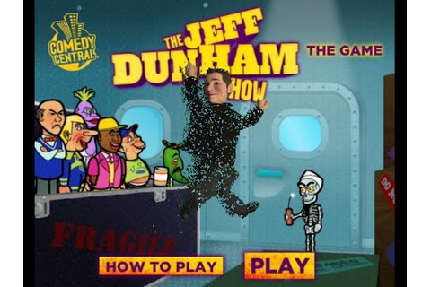 Jeff Dunham Game: A HERO MUST NEVER DIE - YouTube