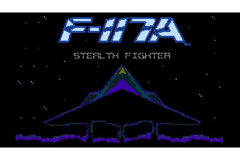 F-117A Stealth Fighter - NES Gameplay - YouTube