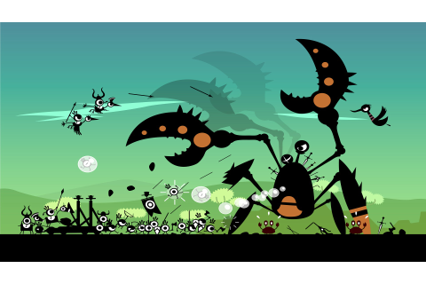 Patapon 2 Wallpapers | Backgrounds - Read games review ...