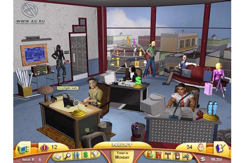Tabloid Tycoon Download Free Full Game | Speed-New