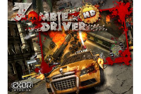 Zombie Driver HD released on EU PSN - GameConnect