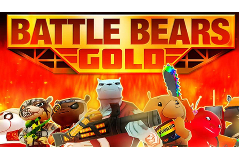 Battle Bears Gold - Free Multiplayer FPS - iOS / Android ...