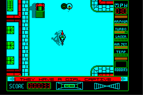 Download Street Hawk (Amstrad CPC) - My Abandonware