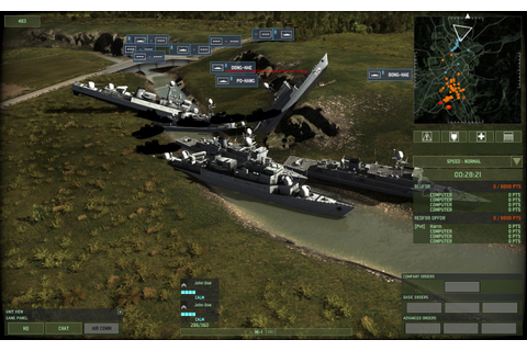 Wargame: Red Dragon | Page 3 | SpaceBattles Forums