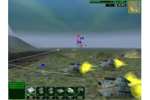 Armor Command Download (1998 Strategy Game)