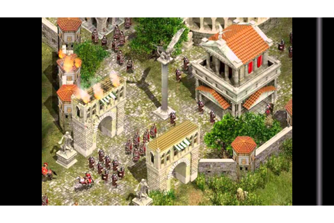 Imperivm Great Battles of Rome PC 2005 Gameplay - YouTube