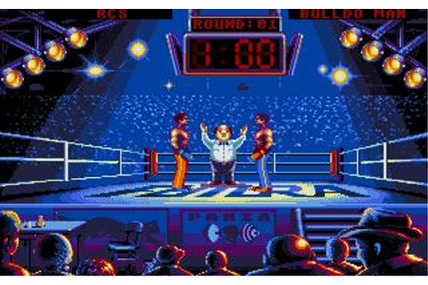 Panza Kick Boxing Download (1990 Sports Game)