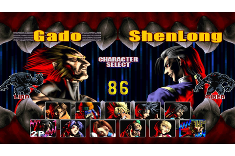 Bloody Roar II: The New Breed Opening and All Characters ...