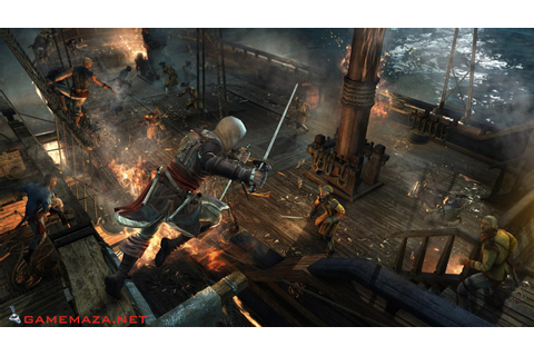 Assassin's Creed IV Black Flag Free Download - Game Maza