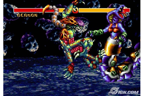 Cosmic Carnage Screenshots, Pictures, Wallpapers - Sega ...