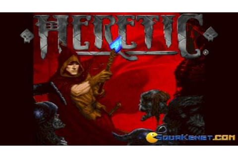 Heretic gameplay (PC Game, 1994) - YouTube
