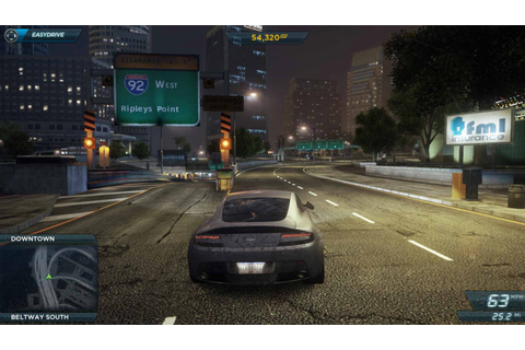 Need For Speed Most Wanted - Direct Link - Download Free ...