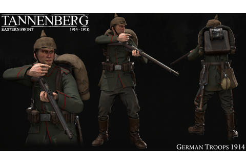 Steam Community :: Tannenberg :: Events