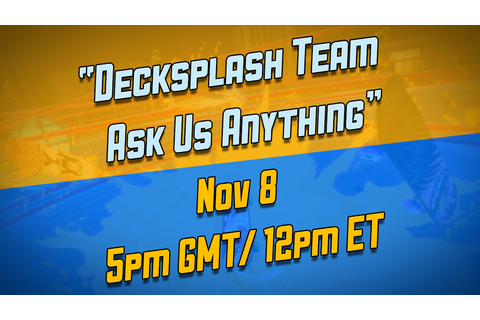 Decksplash on Steam