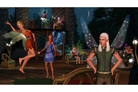 sims 3 supernatural download free ocean
