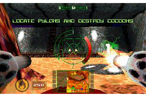 Blam! Machinehead Download (1996 Arcade action Game)