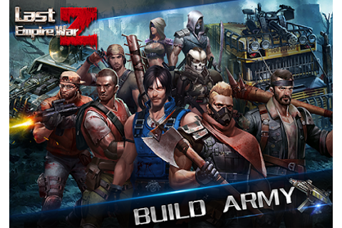 Last Empire-War Z - Android Apps on Google Play