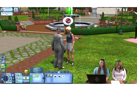 The Sims 3 Into the Future - Gameplay - Building a ...