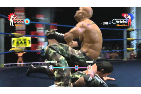 Lucha Libre AAA Heroes of the Ring - Exclusive Konnan ...