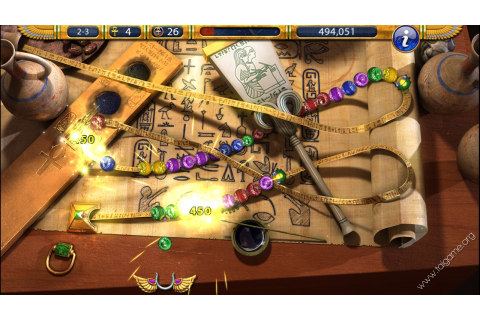 Luxor 2 HD - Download Free Full Games | Match 3 games