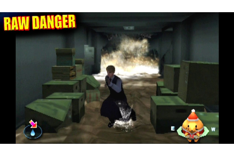 Raw Danger ... (PS2) - YouTube