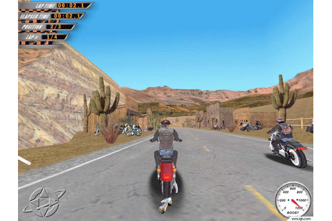 Harley-Davidson: Wheels of Freedom Screenshots, Pictures ...