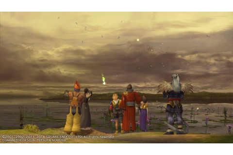 Final Fantasy X HD: The magic returns » Matchsticks for my ...