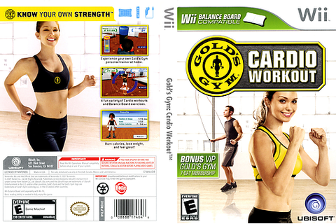 REKE41 - Gold's Gym: Cardio Workout