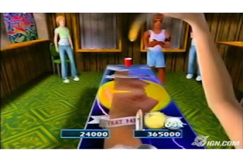 Pong Toss Screenshots, Pictures, Wallpapers - Wii - IGN
