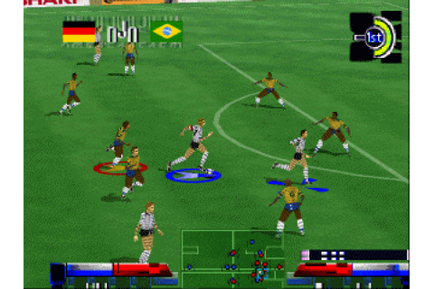 International Superstar Soccer '98 (1998) by KCEO N64 game