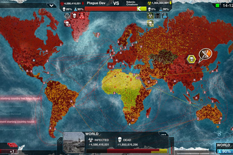 Multiplayer comes to Plague Inc. on PC offering rival ...