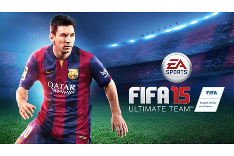 FIFA 15 Ultimate Team voor iPhone - Download