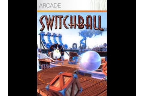 Switchball XBOX 360 Demo Gameplay. - YouTube