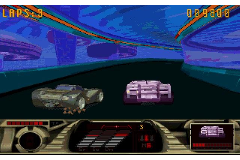 MegaRace (1996) - PC Review and Full Download | Old PC Gaming