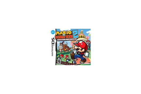 Jeux Vidéo Mario vs. Donkey Kong 2 March of the Minis DS d ...