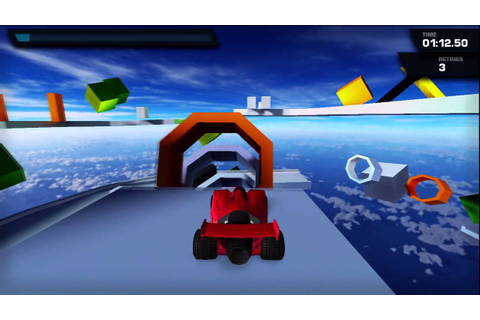 Jet Car Stunts - HD Gameplay - YouTube