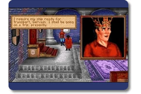 King's Quest 2: Romancing the Throne Game Review ...