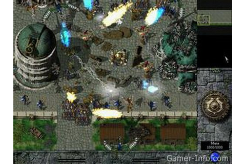Total Annihilation: Kingdoms The Iron Plague (2000 video game)
