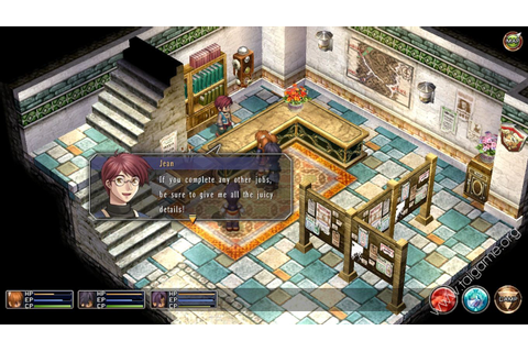 The Legend of Heroes: Trails in the Sky (Eiyuu Densetsu ...