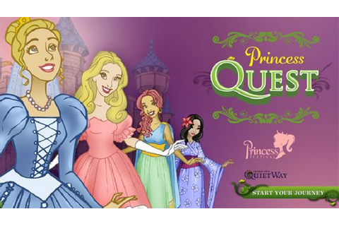 Princess Quest is a fun new Princess Festival Game ...