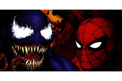 Spider-Man and Venom in Separation Anxiety Download Game ...