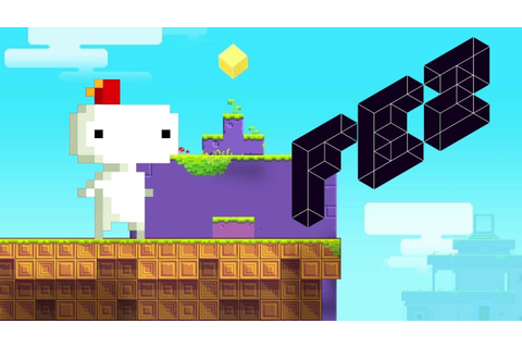FEZ | Video Game Review - YouTube